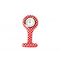 MedWatch Rund Red Dots